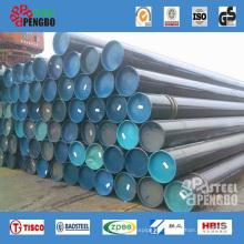 Tubo sin soldadura ASTM A213 T9 de aleación de acero