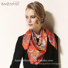 New Design fashion Silk Scarf For Evening Dress