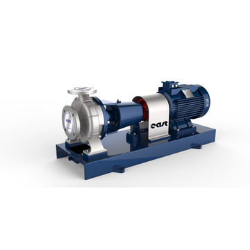 Open and Semi Open Impeller Chemical Pump Dfcz