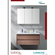 Design de la vanité de salle de bain design moderne Auto-Handle Economic Design