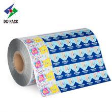 Manchons rétractables et étiquette pour boisson ou tissu