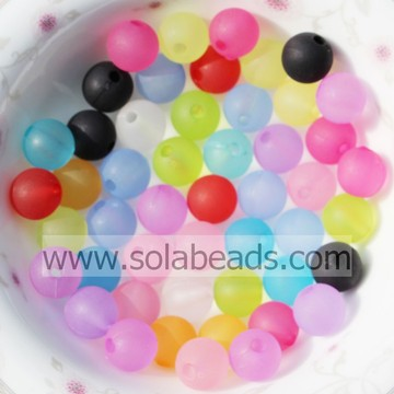 Lose 18mm Acryl Imitation Swarovski Perlen