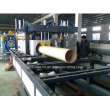 Linha de extrusão de tubo de abastecimento de água de PVC