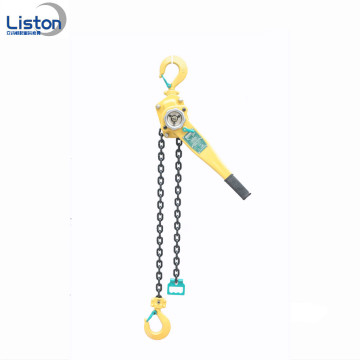 VA Seri 6ton Lever Chain Block Lifting Equipment