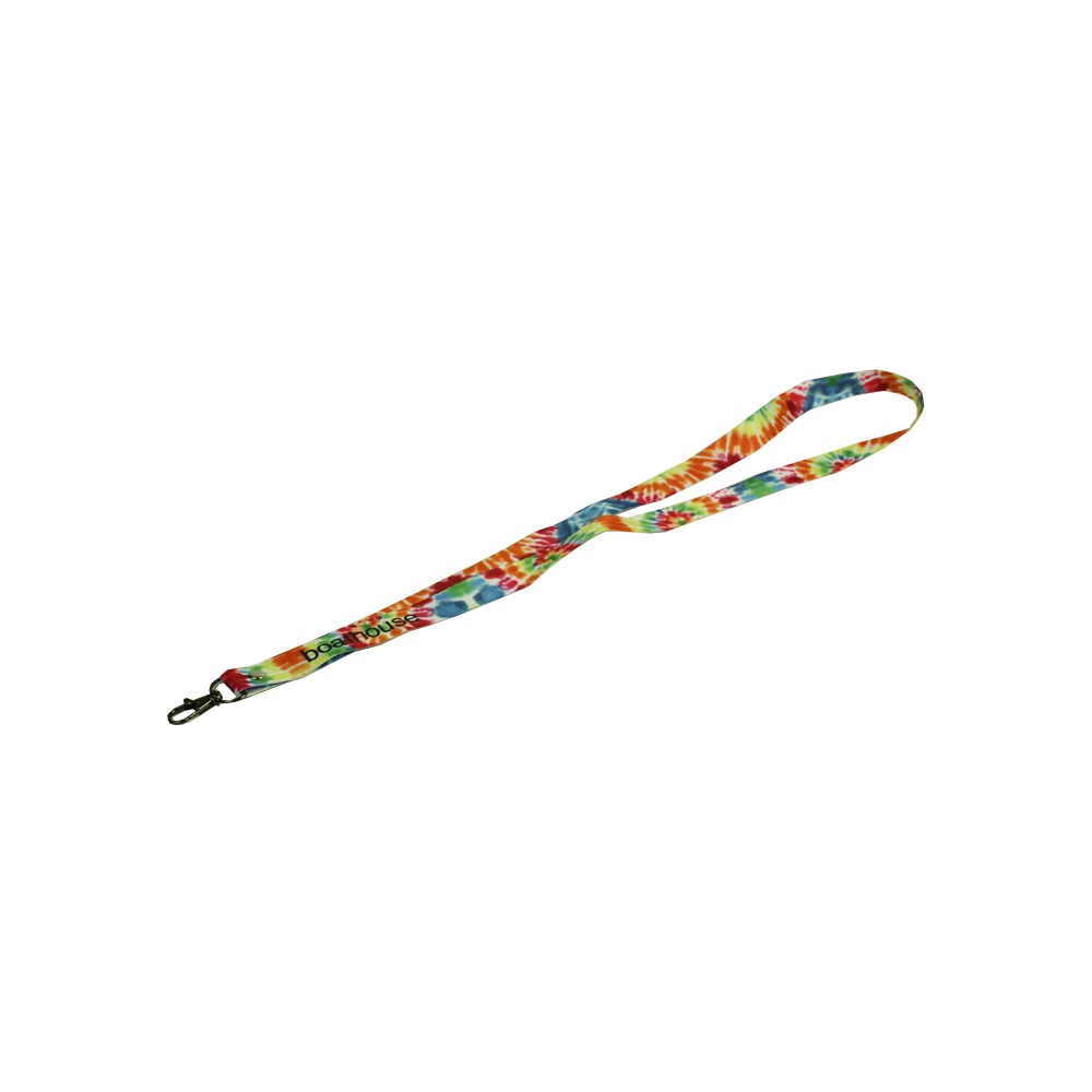 Colorful Printing Lanyard with ID card holder