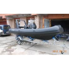 qualidade superior costela barco inflável RIB520 com CE