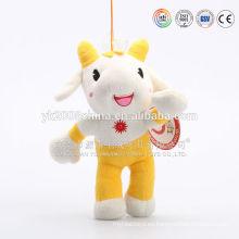 """Festival de Gala de primavera nombre de oveja de peluche para """"Yangyang"""" juguetes, oveja tesoro nacional.super cordero juguetes"""
