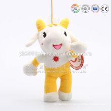 """Nome da ovelha de pelúcia gala Festival da Primavera para """"Yangyang"""" brinquedos, ovelhas nacional tesouro. Super cordeiro brinquedos"""