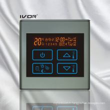 Programmable Underfloor Heating Thermostat Touch Switch Plastic Frame (SK-HV2300-M)