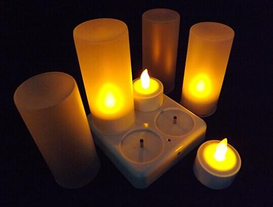 Led Magic Candle