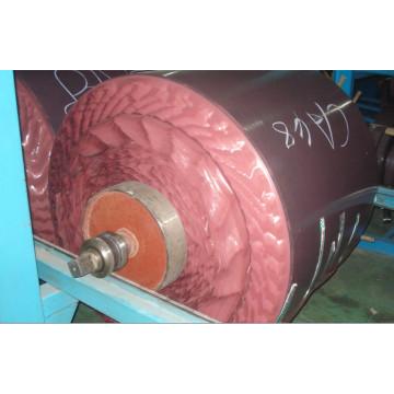 Stahlschnur mit Gummi