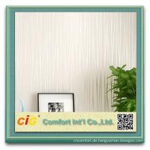 Heißer Verkauf hohe Qualität für Zuhause dekorative Kunststoff-Wallpaper