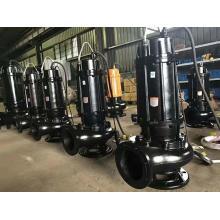 GWP stainless steel pipe sewage pump