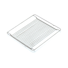 Square Grill Plate Welded Grid Stainless Steel Wire
