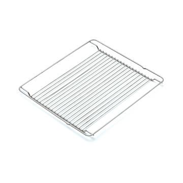 Quadratische Grillplatte Geschweißter Gitterdraht aus rostfreiem Stahl