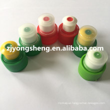 All kinds of plastic bottle cap with cap moulds