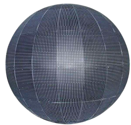 LED Spherical Display