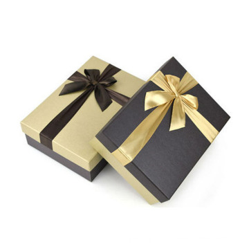 Fancy Art Paper Cardboard Packaging Gift Box