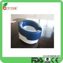 Fácil de usar e confortável e WC riser