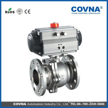 Pneumatic Ball Valve Stainless Steel