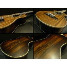 Europäischer Stil klassische Akazie Hard Wood Violine
