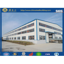 Достаточно Daylighting Steel Workshop / Стальная структура (JW-16285)