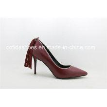 17ss neue Entwurfs-hohe Absätze arbeiten Dame Dress Schuhe um