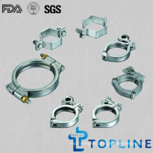 Stainless Steel Sanitary Tri Clover Clamps