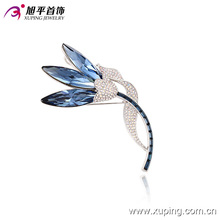 0006 Xuping Fashion Luxury Cristales de Swarovski Jewelry Brooche