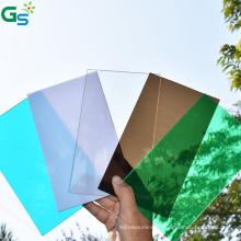 1.22M 1.56M 1.82M 2.1M Flat Panel High Transparency 2.5Mm Pc Solid Sheet Polycarbonate Sheet