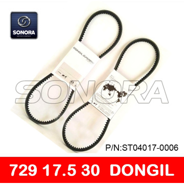 DONGIL DRIVE BELT V BELT 729 x 17.5 x 28 SCOOTER V BELT CALIDAD ORIGINAL