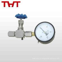 """воды из нержавеющей стали 1/4"""" расходомер игольчатый клапан"""