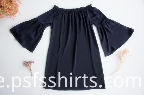 Strapless Sleeve T-shirts