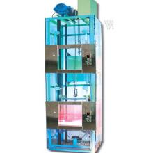 Dumbwaiter Elevator for Service Using