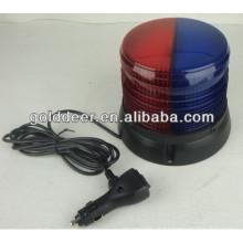 Alta qualidade levou carro teto 12V magnético Strobe Beacon Lights(TBD317b)