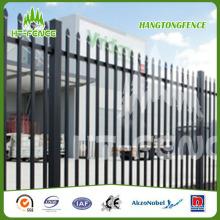 Гарнизонный стальной забор