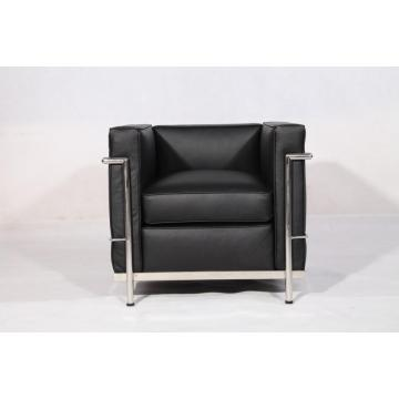 Modernes klassisches Design Le Corbusier LC2 Sessel