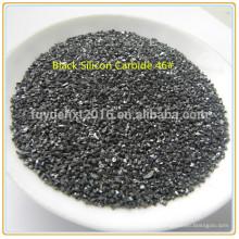 Sand Blasting Media Silicon Carbide / Sic Green Powder