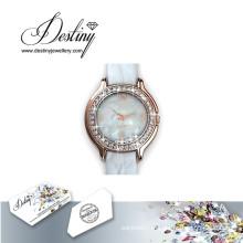 Destino joias cristal de Swarovski Sophie Watch