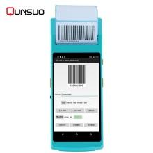 Leitor de código de barras PDA Android Wifi NFC portátil