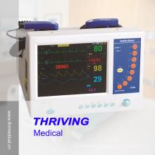 Machine automatique défibrillateur cardiaque portable