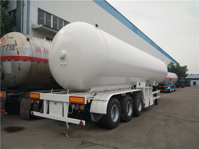Bulk LPG Transport Trailers