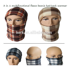 Face mask balaclava hood hat fleece beanie knitted neck warmer