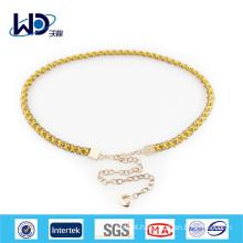 2015 Fashion accessories ladies metal chain belts