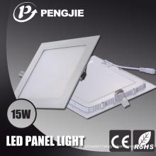 High PF 15W White LED Panel Light with CE (PJ4031)