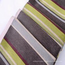 High Quality Stripe Item Linen Furniture Fabric for Europe