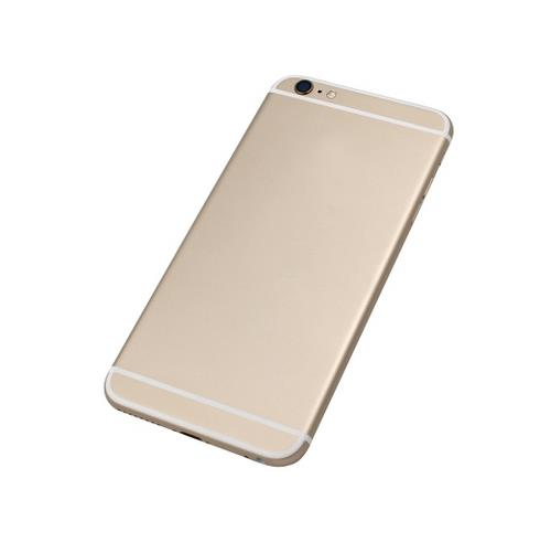 Iphone 6s Plus Back Cover Assembly Golden
