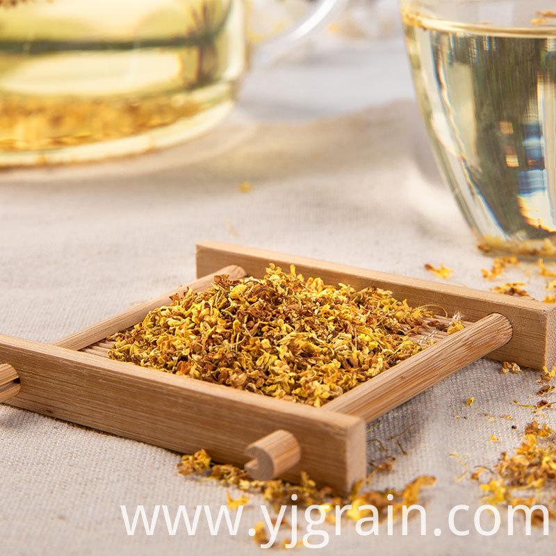 Osmanthus Tea Flower tea dried