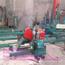 Circular Diesel Wood Sawmill with Carriage en venta en es.dhgate.com
