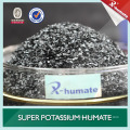 Potassium Humate Flakes with Highly Solubility